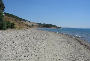 Anzac Cove, Gallipoli.