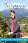 Click here for Taonga magazine, Eastertide 2013.