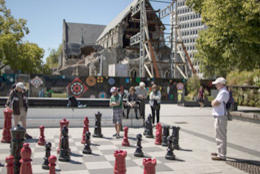 No cathedral deal for Chch