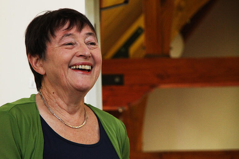 Judith was made a 'Fellow of the Library and Information Association of New Zealand Aotearoa' in 2007.