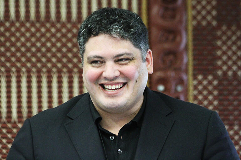 Rev Michael Tamihere, who has moved on from six year's service at the Tikanga Toru Youth Commissioner.