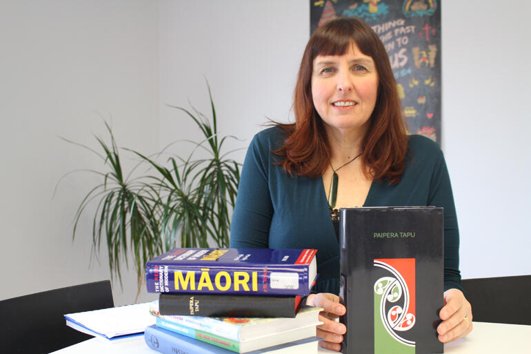 Brenda Crooks is leading the Bible Society's translation project which aims to bring Te Paipera into modern Māori language over the next 12 years.