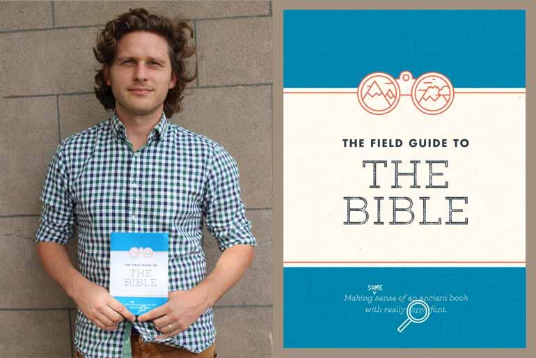 Youth and Young Adult Specialist at BSNZ Jeremy Woods wrote the youth-friendly Field Guide to the Bible.