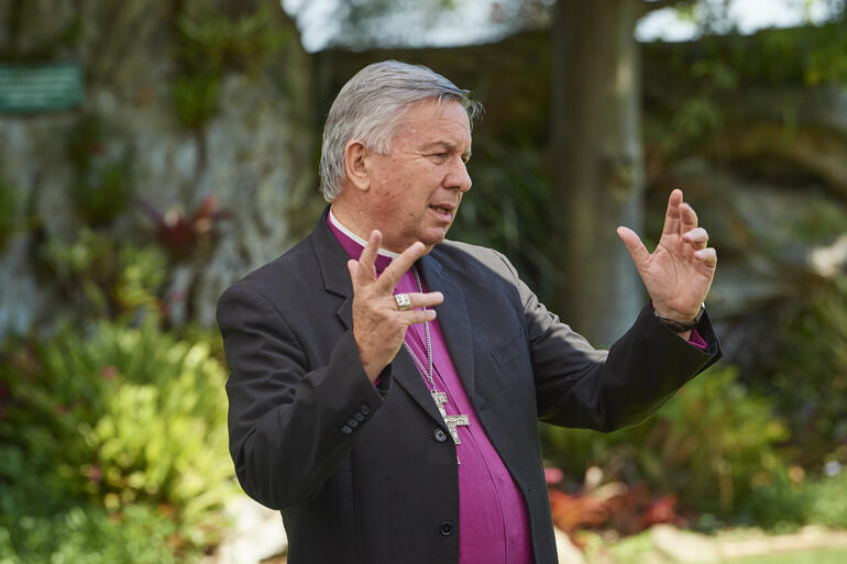 Archbishop Emeritus David Moxon backgrounds the Church's progress leading up to the next stage of joint work with mana whenua.