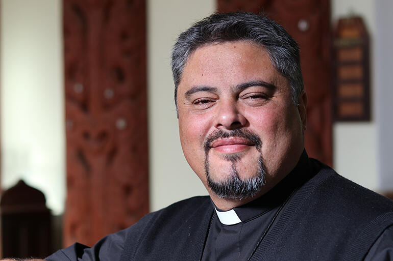 The Rev Don Tamihere - who has been elected as the new Bishop of Te Tairawhiti.