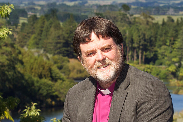 "Archbishop Philip: ""The challenge to Anglicans is to try harder to live out our discipleship in Christ."""