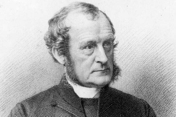 Bishop George Augustus Selwyn - first Bishop of New Zealand, and dreamer of cathedral-sized dreams.