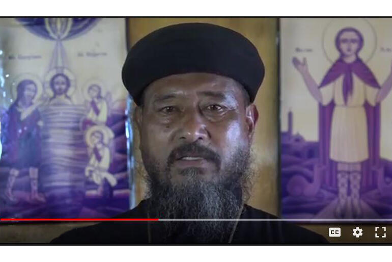 "Fiji church leaders have re-released their one-minute video: Violence against women and children - ""It is a sin."""
